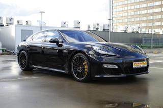 Panamera 970.1 Turbo S 4.8 - Main exterior photo