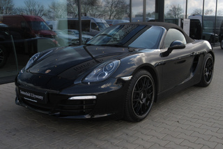 Porsche Boxster 981 (2.7), 2015 - Primary exterior photo