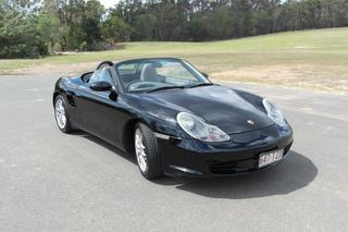 Boxster 986 (2.7) 168kW-version - Main exterior photo