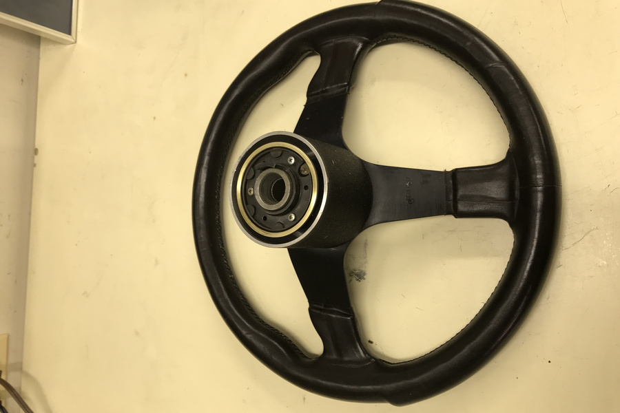 Fitipaldi Personal steering wheel with mounting adaptor E33988 - #2