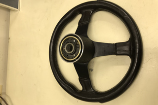 Fitipaldi Personal steering wheel with mounting adaptor E33988 - Secondary photo