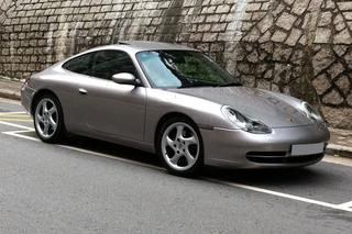 911 996 Carrera Coupé 3.4 - Main exterior photo