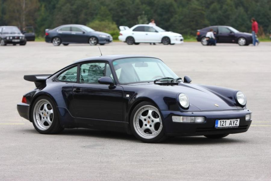 Porsche 911 964 Turbo 3 3 Wls 1992 For Show By Peep