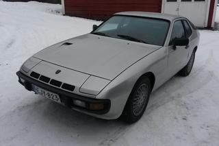 924 Turbo 125 kW-version - Main exterior photo