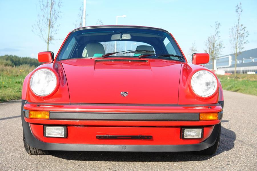 Porsche 911 G-model Turbo 3.3 Cabriolet 210kW-version, 1988 - #3