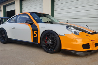 911 997 GT3 Cup 3.8 - Main exterior photo