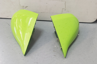 996 and 997 GT3 Cup Mirrors, Wing Mirrors 9967310199199673102091 - Primary photo