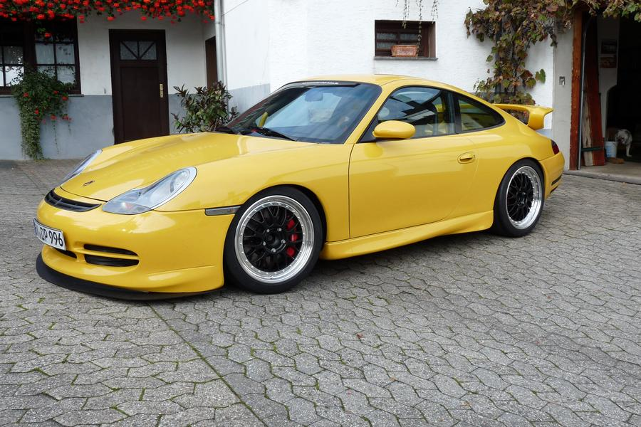 Porsche 911 996 GT3 mk1, 2001 for sale by H2 mobile ...