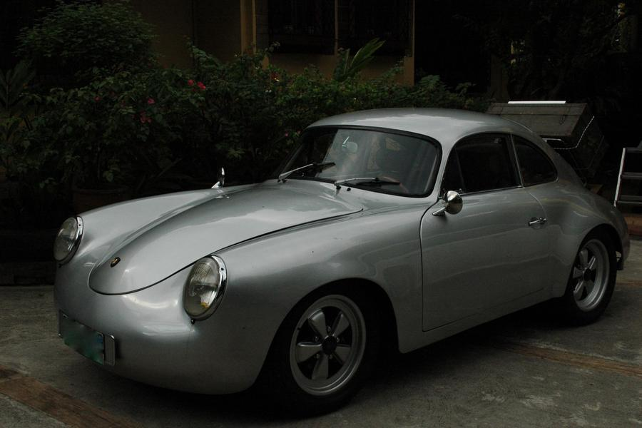 Porsche 356 B T5 1600 Coup 233 1960 For Show By Bobby