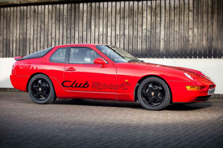 Porsche 968  CS, 1993 - Primary exterior photo