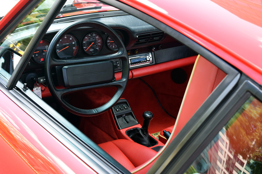 Porsche 911 964 Carrera 4 Coupé, 1989 - #8
