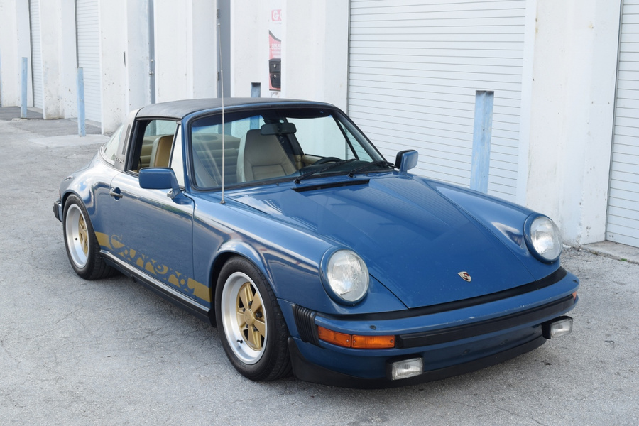 Porsche 911 G-model SC 3.0 Targa 132kW-version, 1982 - #14