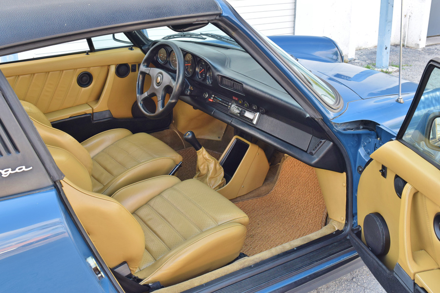 Porsche 911 G-model SC 3.0 Targa 132kW-version, 1982 - #17