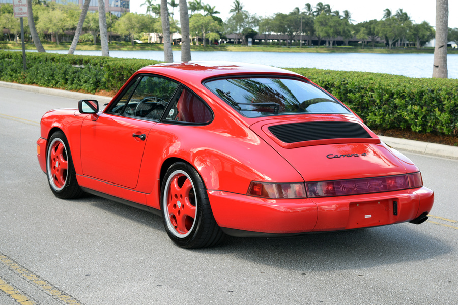 Porsche 911 964 Carrera 4 Coupé, 1989 - #4