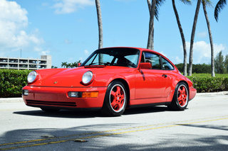 Porsche 911 964 Carrera 4 Coupé, 1989 - Primary exterior photo