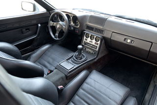Porsche 944 2.5 120kW Version, 1982   Primary Interior Photo