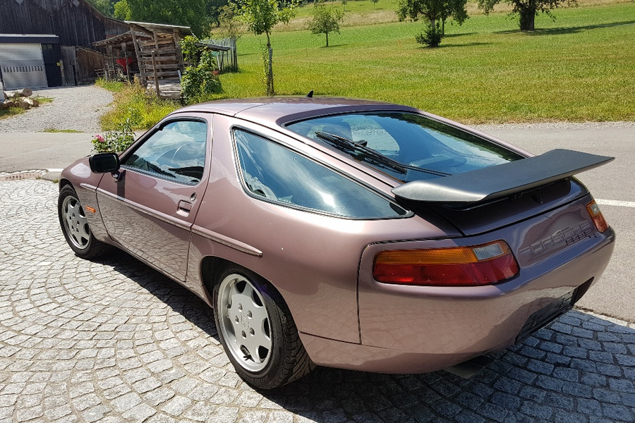 Porsche 928 S4 221kW-version, 1990 - #16