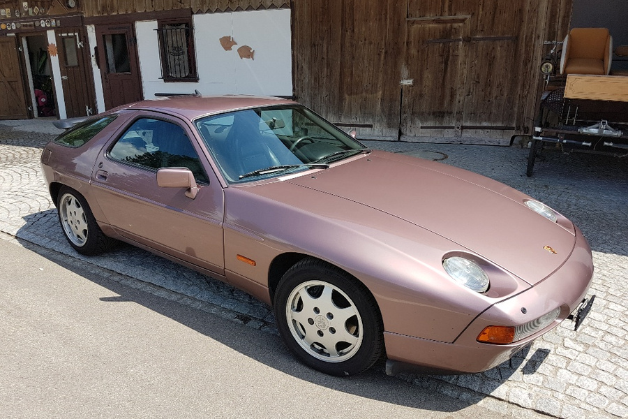 Porsche 928 S4 221kW-version, 1990 - #14