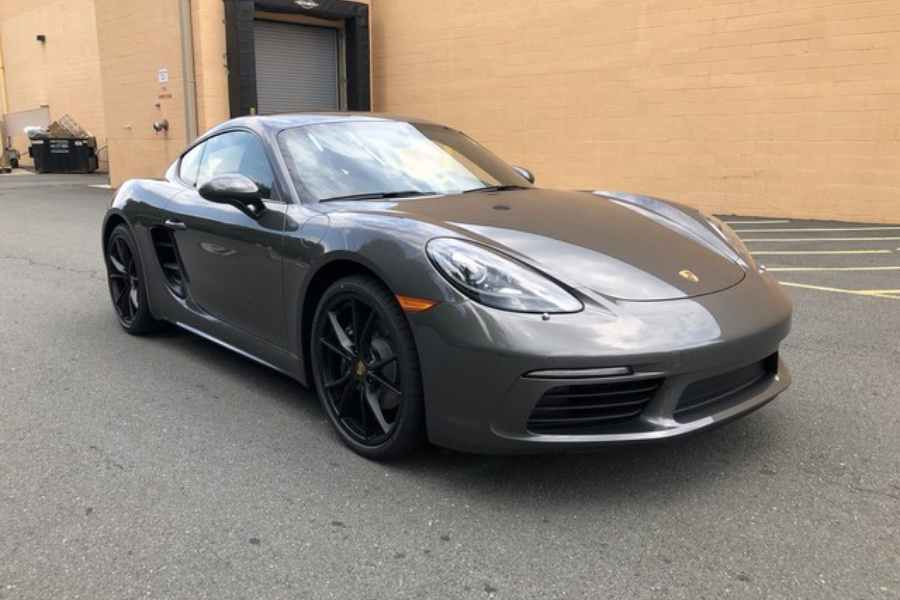 Porsche 718 Cayman Turbo 2.0, 2019 - #3