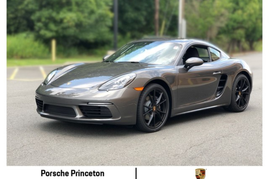 Porsche 718 Cayman Turbo 2.0, 2019 - #2