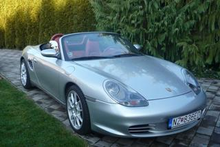Porsche Boxster 986 (2.7) 168kW-version, 2004 - Primary exterior photo