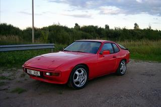 924 2.0 92kW-version - Main exterior photo