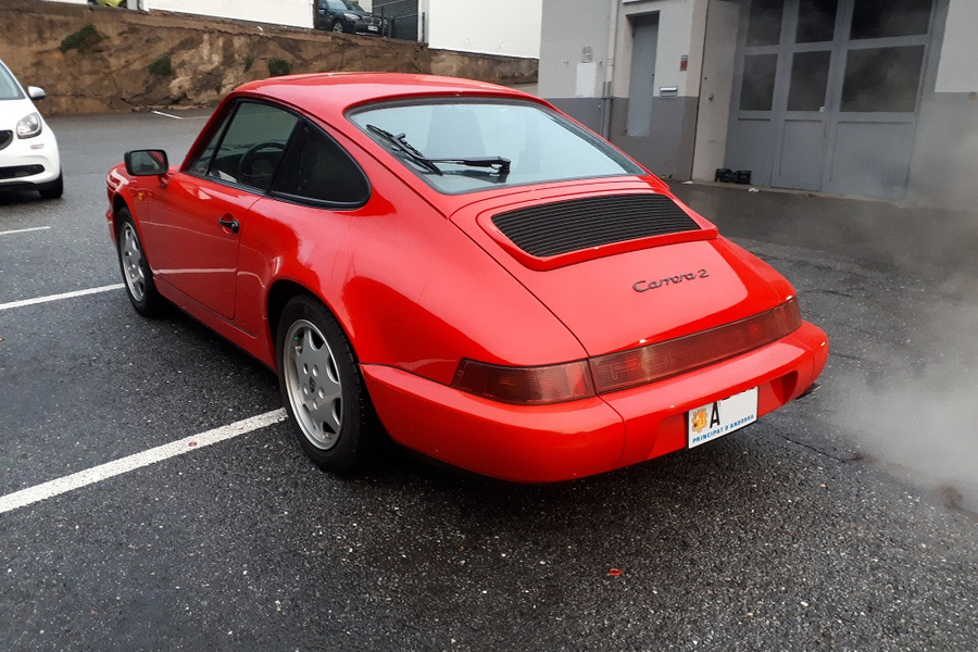 Porsche 911 964 Carrera 2 Coupé, 1990 - #3
