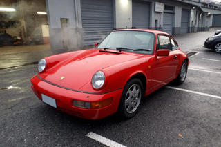 Porsche 911 964 Carrera 2 Coupé, 1990 - Primary exterior photo