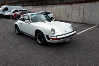 Porsche 911 G-model SC 3.0 Coupé 132kW-version, 1978 - Primary exterior photo