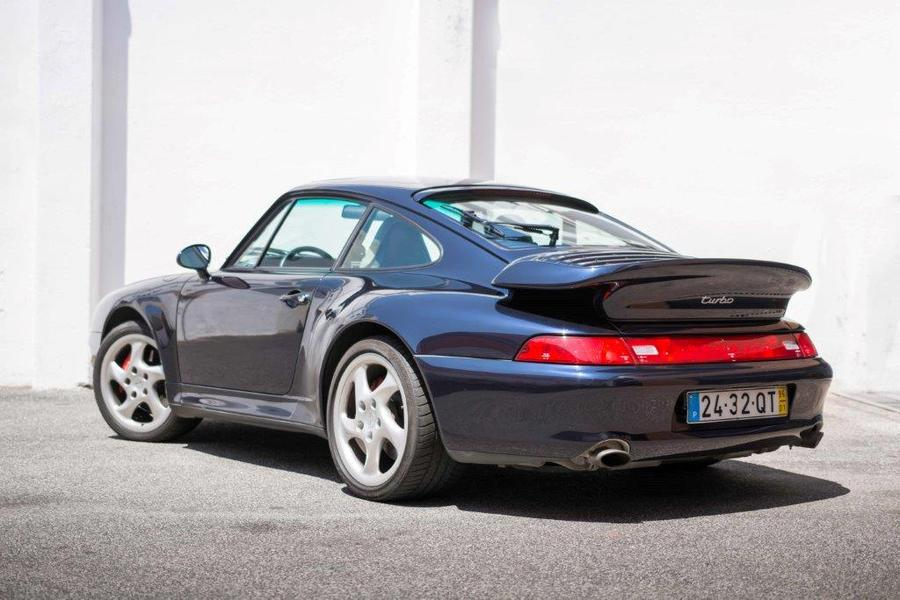 Porsche 911 993 Turbo Coupé , 1996 - #5
