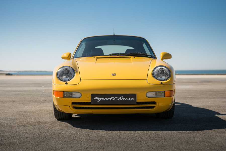 Porsche 911 993 Carrera Cabriolet 3.6 200kW-version, 1994 - #20