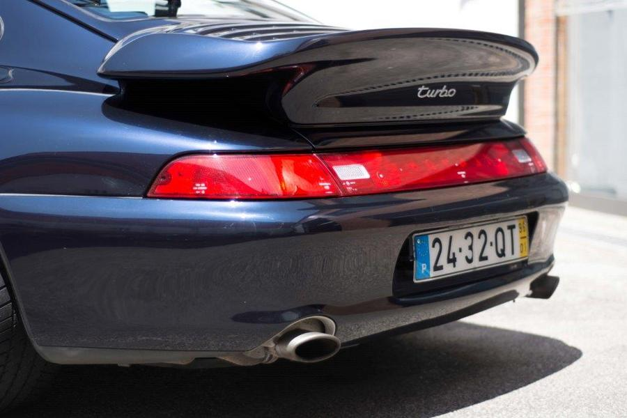 Porsche 911 993 Turbo Coupé , 1996 - #10