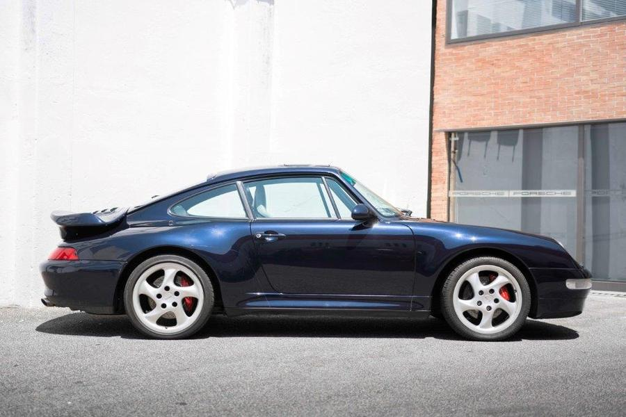 Porsche 911 993 Turbo Coupé , 1996 - #4