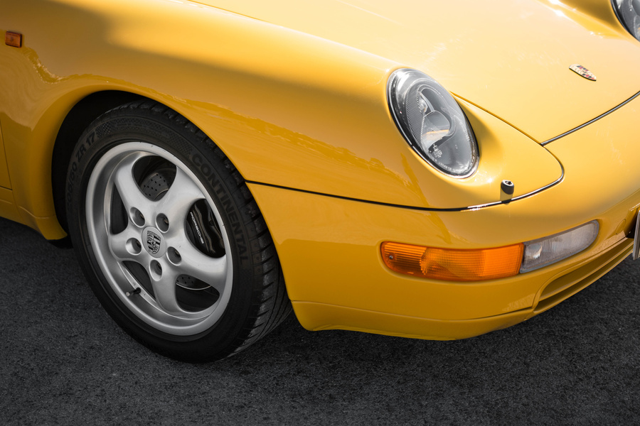 Porsche 911 993 Carrera Cabriolet 3.6 200kW-version, 1994 - #17
