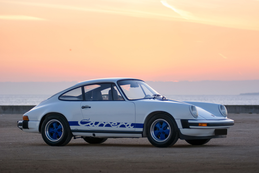 Porsche 911 G-model Carrera 2.7 Coupé 154kW-version, 1974 - #1