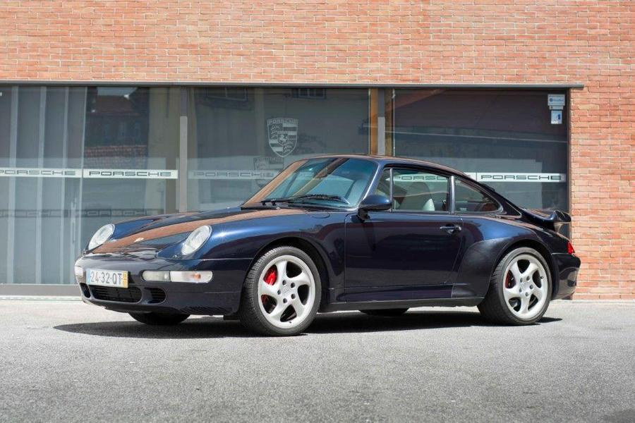 Porsche 911 993 Turbo Coupé , 1996 - #9