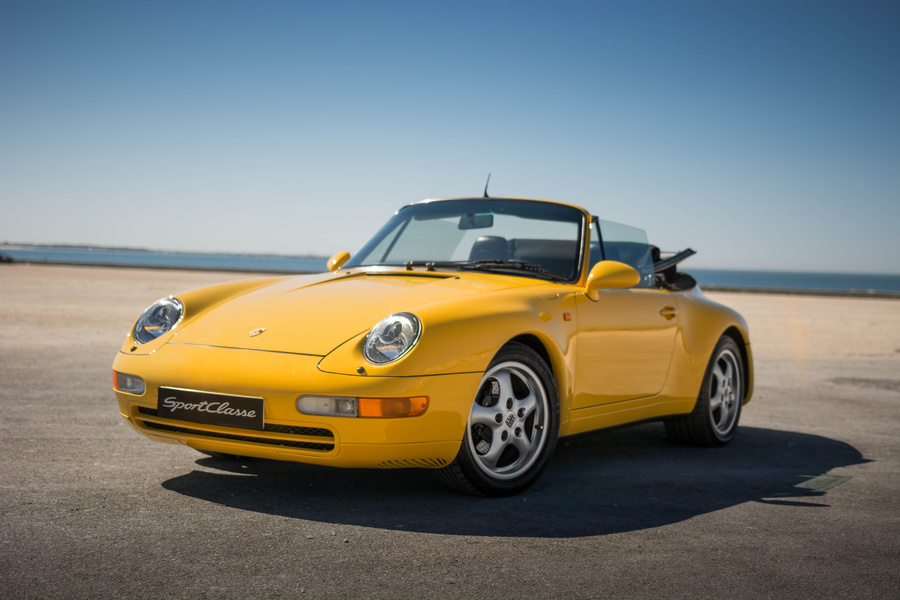 Porsche 911 993 Carrera Cabriolet 3.6 200kW-version, 1994 - #21