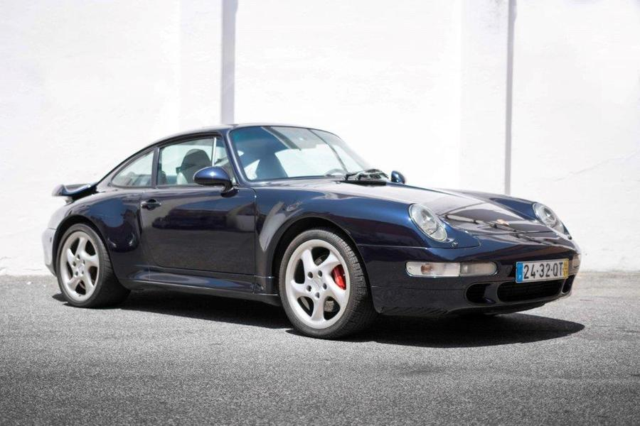 Porsche 911 993 Turbo Coupé , 1996 - #1