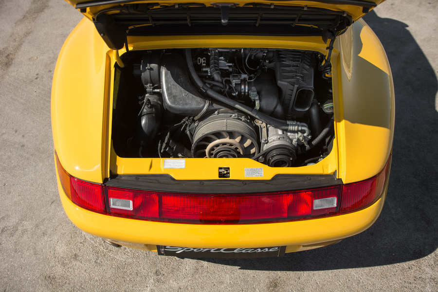 Porsche 911 993 Carrera Cabriolet 3.6 200kW-version, 1994 - #13