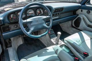 Porsche 911 993 Turbo Coupé , 1996 - Primary interior photo