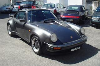 911 G-model 2.7 S Coupé 129kW-version - Main exterior photo