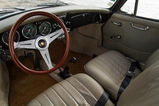 356 B T6 Super 90 Cabriolet - Main interior photo