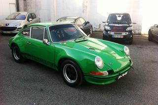 Porsche 911 1.gen. 2.3 S/T, 1971 - Primary exterior photo