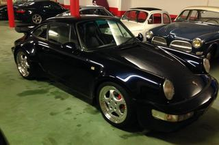 911 964 Turbo 3.6 - Main exterior photo