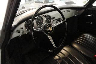 356 B T5 1600 Karmann Hardtop Coupé - Main interior photo