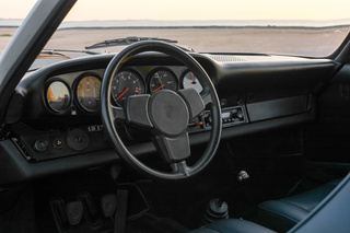 Porsche 911 G-model Carrera 2.7 Coupé 154kW-version, 1974 - Primary interior photo