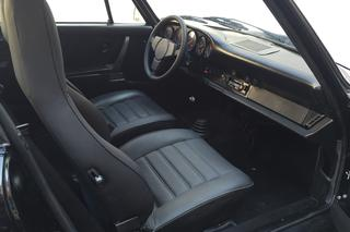 911 G-model Carrera 2.7 Coupé 154kW-version - Main interior photo