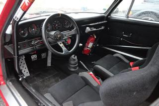 911 1.gen. 2.4 T/E Coupé - Main interior photo