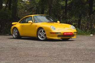 Porsche 911 993 Carrera RS, 1995 - Primary exterior photo