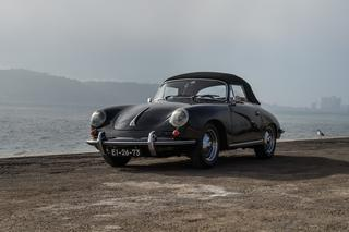 Porsche 356 B T6 Super 90 Cabriolet, 1961 - Primary exterior photo